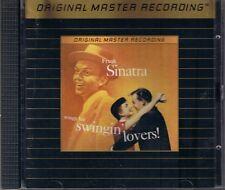 Sinatra, Frank canzoni for Swingin 'lovers! MFSL ORO CD erstressung Giappone RAR