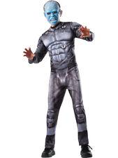 Child's Marvel Comics Deluxe The Amazing Spiderman Electro Costume