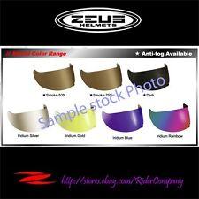 ZEUS ZS-506 ZS-507 ZS-508 Helmet Original Replacement Optional Visor & Accessory