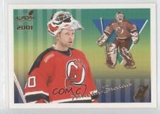 2000 Pacific Aurora Pinstripes #81 Martin Brodeur New Jersey Devils Hockey Card