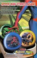 Spider-Man Strikes Again!: Brunswick Bowling Balls: Ad!