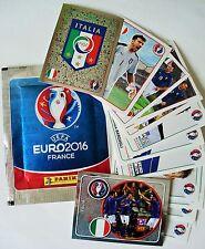 Panini Sticker UEFA EURO 2016 EM Team Italien NR. 459, 460, 491-516 AUSWÄHLEN !