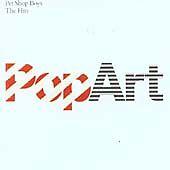 The Pet Shop Boys (2 CD Set) Greatest Hits) Pop Art (Go West, Rent, etc) BEST OF