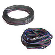 4 Pin Draht Verbindungskabel Kabel fuer LED RGB Streifen 3528 5050 Anschlus B G3