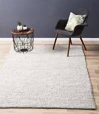 LOFT WOOL 300 NEW POP GREY Modern Rug Large Floor Mat Carpet FREE DELIVERY*