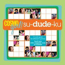 CosmoGIRL! Su-Dude-Ku (Cosmogirl! Games) - Acceptable  - Paperback