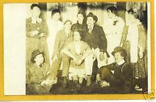 Real Photo Postcard RPPC  Crossdressing Women Lesbian