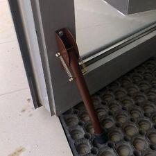 20/25/30/50cm Heavy Duty Kick Down Stay Door Stop Round Spring Loaded Doorstop