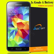 AceSoft Eb-Bg900Bbu Battery 6520mAh for Samsung Galaxy S5 V Sm-G900A G900T G900V