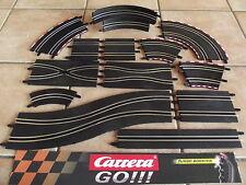 Carrera GO/Digital 143 parti ferroviario GUIDE DI RICAMBIO A SCELTA NUOVO
