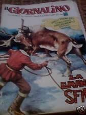 Il Giornalino anno 1971 n°23 Franco Arese campione