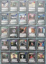 Star Trek CCG The Dominion Rare Cards Part 1/2 (1E)