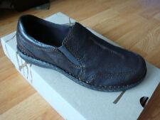 NIB Women b.ø.c Born Kelly Casual Slip On Flat Shoes Mahogany Brown Sizes 6-11