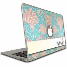 Delta Zeta MacBook Air (11 inch) Vinyl Skin - Floral Print FREE SHIPPING
