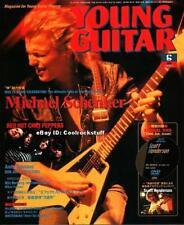 SCOTT HENDERSON GUITAR DVD LESSON MICHAEL SCHENKER SPECIAL YOUNG GUITAR 06 2006