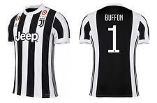Trikot Adidas Juventus Turin 2017-2018 Home Coppa/Scudetto - Buffon 1 [128-XXL]