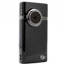 PURE Digital Flip Video MinoHD F460 4GB Camcorder F460B Black USED