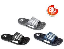 Mens Big Sizes Sandals Slides Men's Big Sizes Beach Sandals S6071