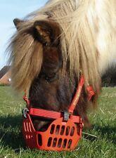 Greenguard Maulkorb Weidesaison,Rehe,Hufrehe,Pony,Pferd,Cob Fressbremse Qualität
