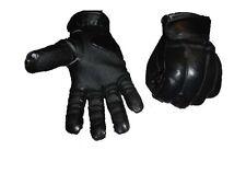 Doorman Leather Traditional Sand & Kevlar Tactical Gloves – Police, Enforcement