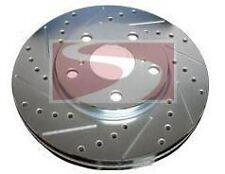 Nissan 300ZX 5 Lug 84 85 86 FRONT D/S Brake Disc Rotors