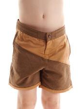 Brunotti Boardshort Swimwear Beachwear Brown coscoa Pockets Patches