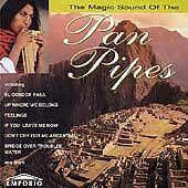 Pan Pipes Magic Sound of, Various, Very Good CD