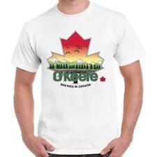 O'Keefe Beer Always Sunny In Philadelphia Tribute Canada Retro T Shirt 208