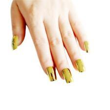 Metallic Finger Nails