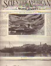 1904 Scientific American Supp November 26-Electric transmissions for auto;Cret e