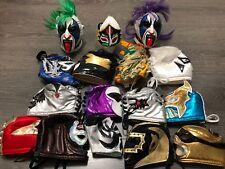 Wresling mini mask Key chain Psycho Clown, Pentagon, Mizteziz, Fantasma WWE CMLL