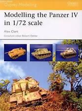 OSPREY MODELLING 17 PANZER IV u. Varianten im Modellbau