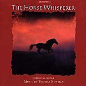 Horse Whisperer, The (Newman), Original Soundtrack, Very Good Import, Soundtrack