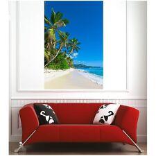 Affiche poster plage palmier 70791802