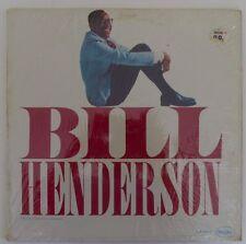 BILL HENDERSON ~ JAZZ on VEE JAY ~ ORIG S/T in SHRINK ~ Nice COPY ~ LOOK!
