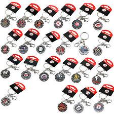 impact keychain key ring clip MLB PICK YOUR TEAM