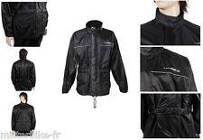 Pantalon de pluie Vent Sceed 42 noir Etanche Moto Scooter S M L XL 2XL 3XL 4XL