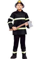 Brand New Firefighter Fire Chief Child Halloween Costume