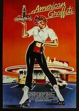AMERICAN GRAFFITI Movie Poster George Lucas