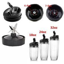 For 900W 1000W Nutri Ninja Blender Auto-iQ Part Juicer Cup Gasket Seal Lid Blade