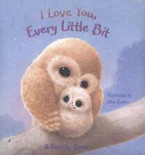 I Love You Every Little Bit: A Pop Up Book, Margaret Wang, Good Book