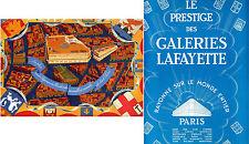 sous-main publicitaire Les Galeries Lafayette