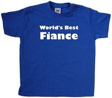 World's Best Fiance Kids T-Shirt