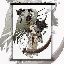 Soul Eater Maka Albarn HD Print Wall Poster Scroll Home Decor