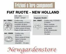 Frizione disco trattore 570 670 FIAT RUOTE NEW HOLLAND 15661 15657 15658 VALEO