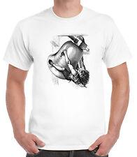 Victoriano Bell timbre Ilustración Camiseta. victoriana Quasimodo