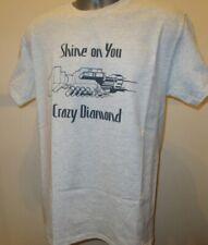 "PINK Floyd Ispirato Shine On You Crazy Diamond"" 70s Prog Rock Music T Shirt 174"