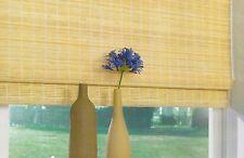 Bambus Faltrollo Holzrollo Raffrollo Rollo Jalousie Bambusrollo Tür Fensterrollo
