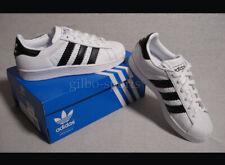 Adidas Superstar W Black White Größe 37 1/3 schwarz weiß EE4023