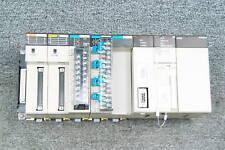 OMRON SYSMAC CS1G CPU44-V1 OD218 AD003 TC102